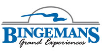 Logo for Bingemans