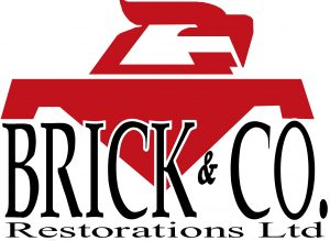 Logo for Brick & Co Restorations Ltd