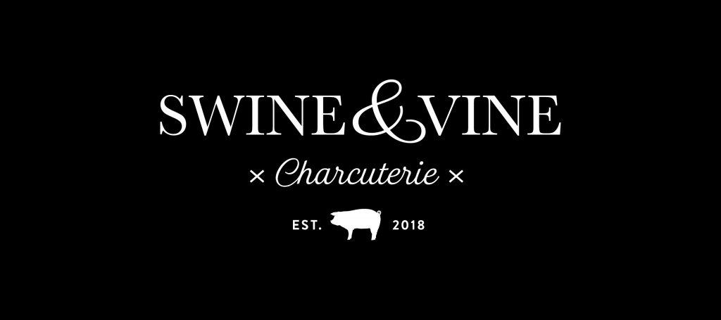 Logo for Swine & Vine Charcuterie